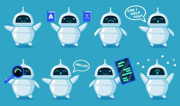 Chat bot set