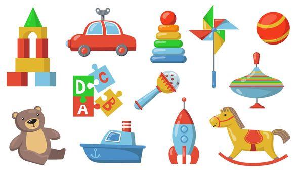 Children toys set