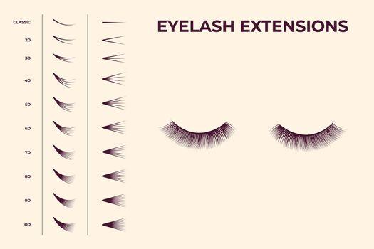 Eyelash volume boost set