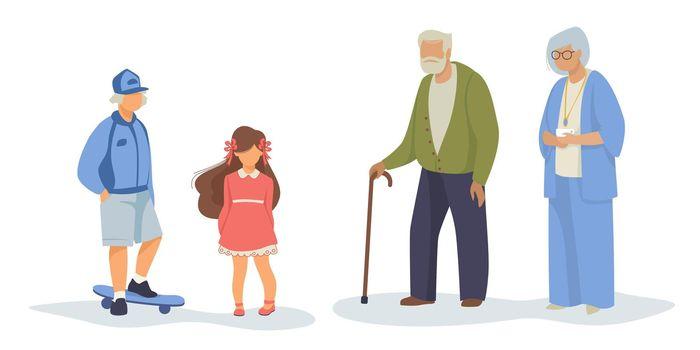 Different generation set