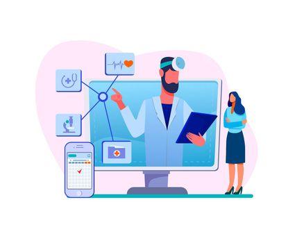 Doctor consultation online
