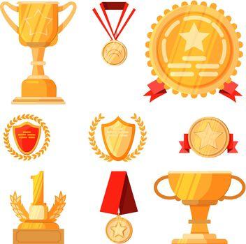 First place awards set