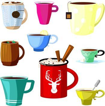 Hot drinks set