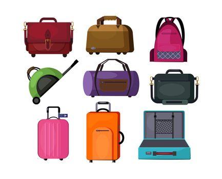 Travel bags set