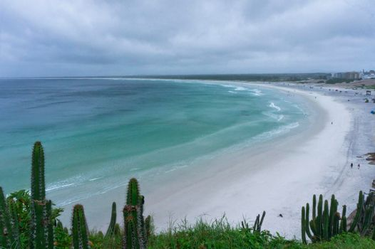 Arraial do Cabo, Praia Grande Tropical Beach view, Brazil, South America