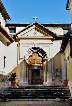 Church of Santo Stefano in Alatri