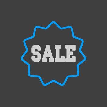 Sale tag icon. E-commerce sign