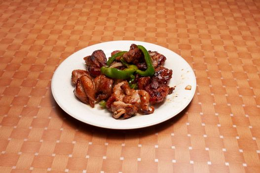 Chinese cuisine dish known as honey chicken