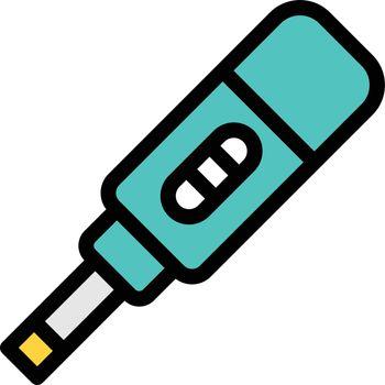 pregnancy test strip
