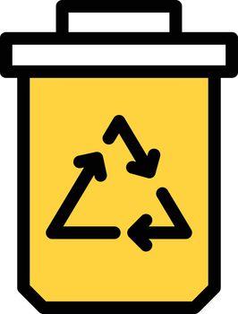 recycle dustbin