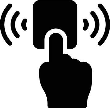 finger tap wireless