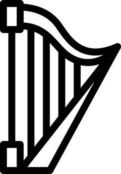 arch harps