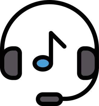 headphone music
