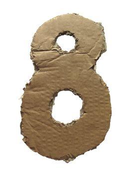 Cardboard texture Number 8