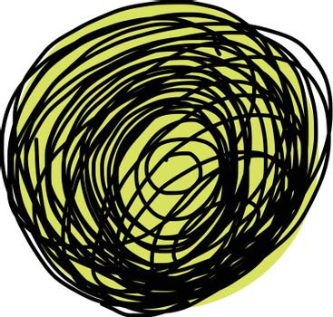 Sketch of circle