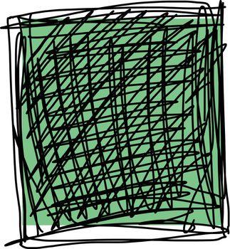 Sketch of square