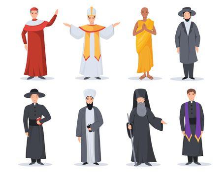 Religion ministers set