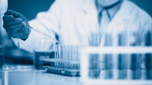 Biochemistry laboratory research