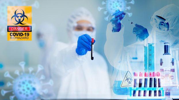 Covid 19 vaccine research