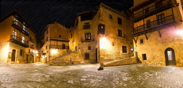 Travel and tourism in Spain town and rural places