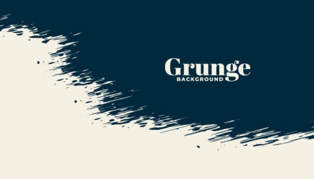 abstract grunge brush stroke texture background design