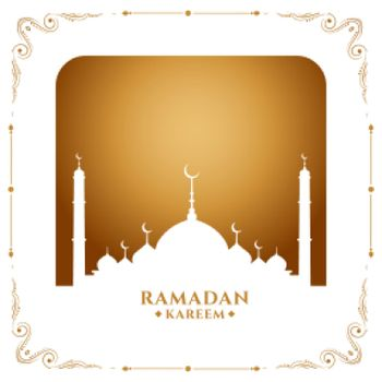 islamic background of ramadan kareem eid festival