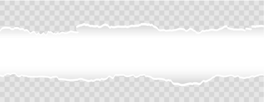 ripped torn paper banner wide background