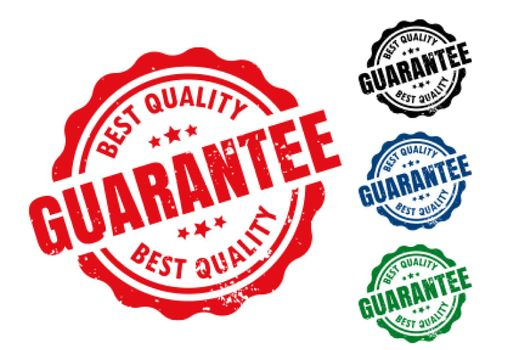best quality guarantee rubber label seal stamp set