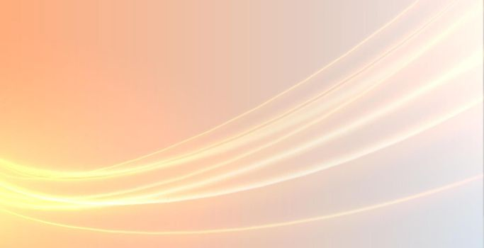 light streak glowing background design beam effect