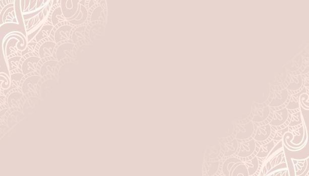 decorative pastel color background with ethnic design