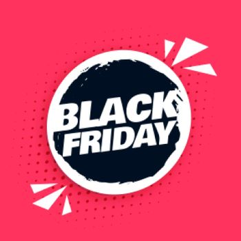 abstract black friday background for sale and promotion
