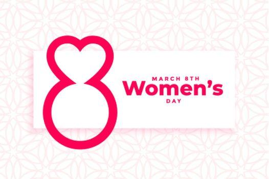 international womens day event banner creative design
