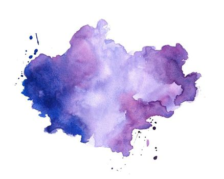 hand painter colors watercolor stain texture background