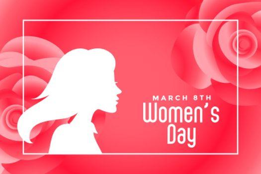 creative happy womens day festival banner design