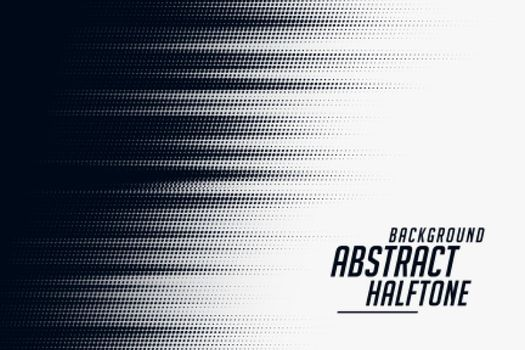 black and white halftone speed pattern background