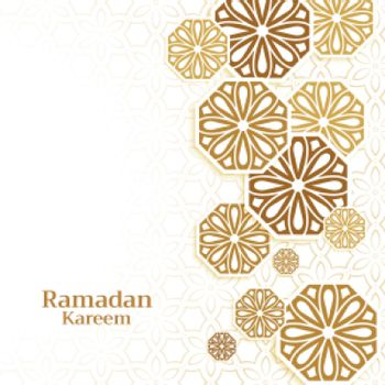 islamic decoration background for ramadan kareem season