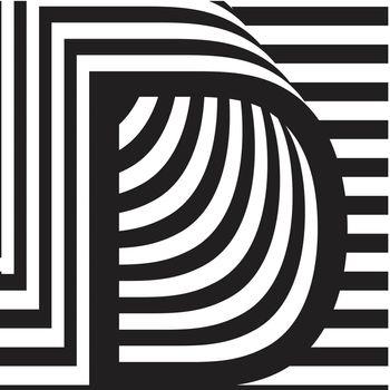 letter D design template