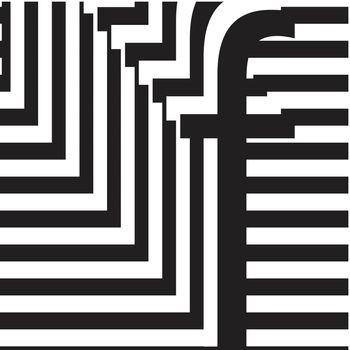 letter f design template