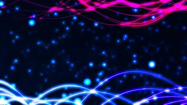 Abstract Background with nice abstract lines