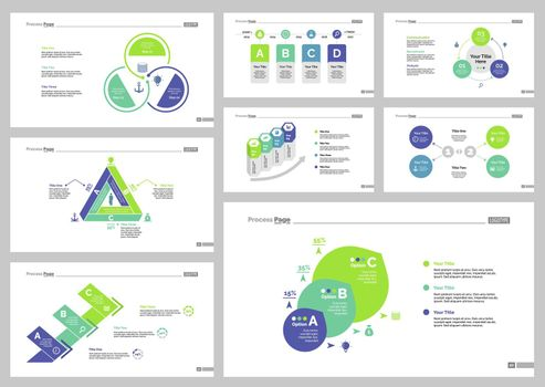 Eight Recruitment Slide Templates Set