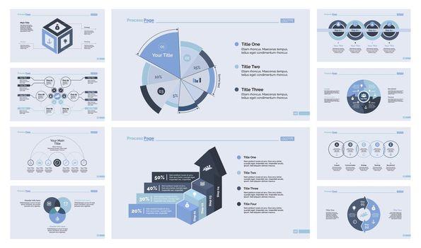 Ten Analytics Slide Templates Set