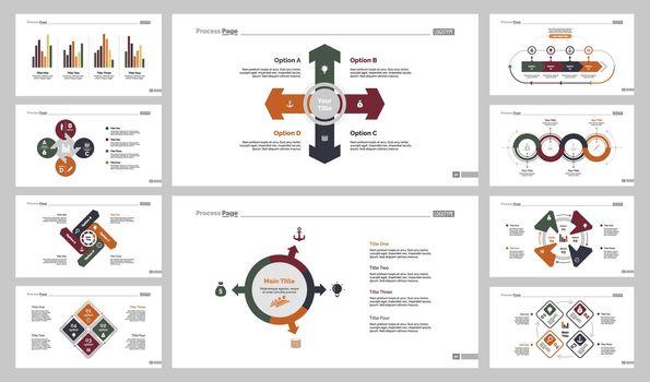Ten Strategy Slide Templates Set