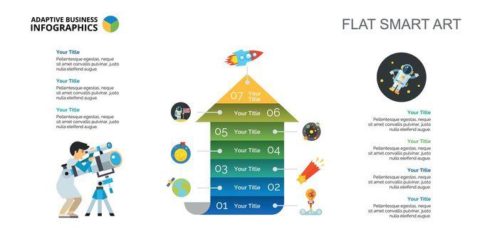 Arrow Infographics Template