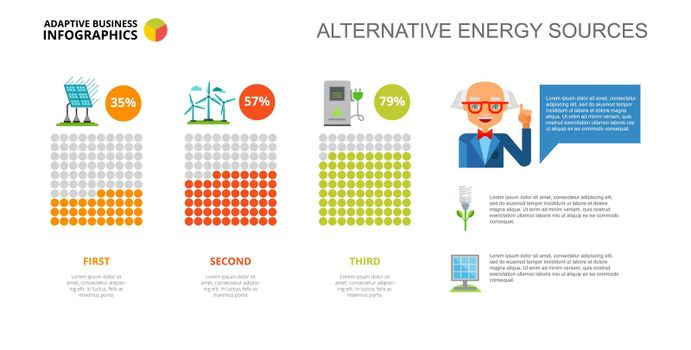 Alternative Energy Sources Slide Template