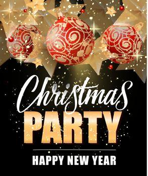 Christmas Party Inscription