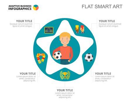 Soccer Symbols Slide Template
