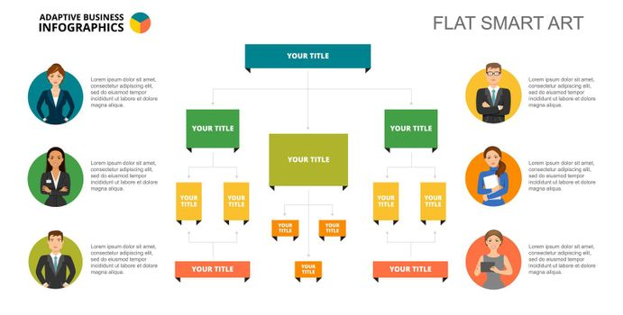 Tree Infographics Slide Template