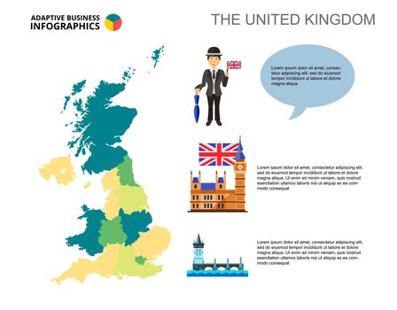 United Kingdom Concept Slide Template