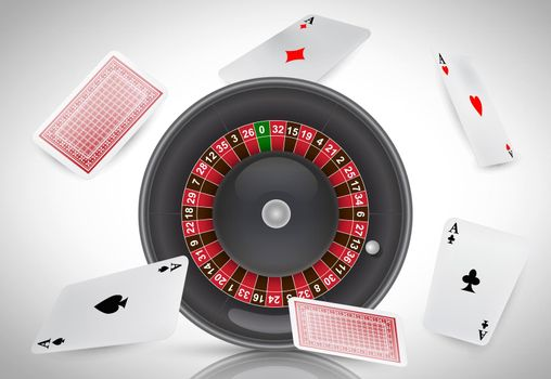 Casino roulette and flying aces