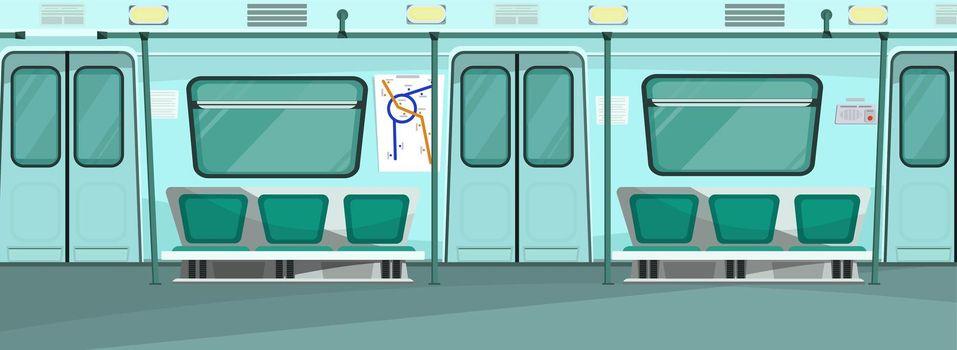 Subway vector illustration